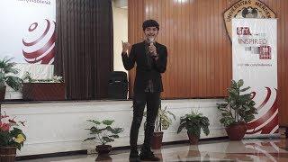 Alffy Rev Musisi Muda yang Ingin Deklarasikan Generasi Memulai