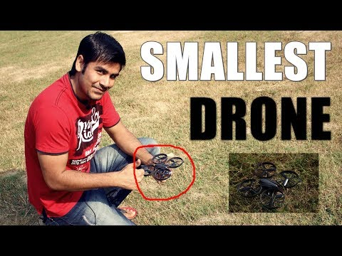 Smallest 6 Axis Drone | iDrone i3s | Flying Test & Review