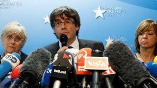 Onko oikein luovuttaa Katalonian aluejohtaja Espanjalle?