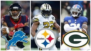 Projecting Where the TOP 15 NFL Free agents of 2019 Will Sign