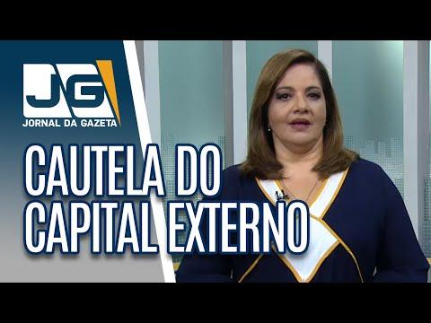 Cautela do capital externo pesa no mercado local
