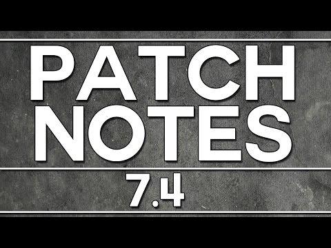 Patch Notes 7.4 Rundown - Der krasseste Nerf der LoL Geschichte - ADC META?!?!