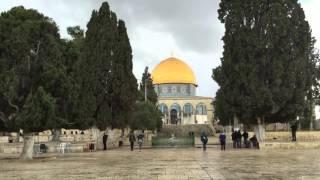 เยรูซาเลม มัสยิสทองคำ กำแพงร้องไห้ แบบเต็มๆ