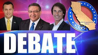 24th CD TV Debate Faces Off with Katy Perry