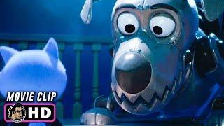 UGLYDOLLS Clip - Ugly Dog vs Robot Dog (2019)
