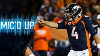 "Case Keenum Mic'd Up vs. Browns ""Son of a biscuit!"" | NFL Films"
