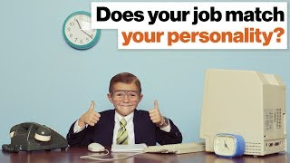 Does Your Job Match Your Personality? | Jordan Peterson