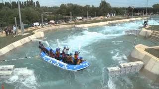 preview picture of video 'Lee Valley White Water Centre, Hertfordshire, UK - Visit Britain - Unravel Travel TV'