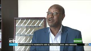 Oduu Biznasii Afaan Oromoo  17/7/2012 |etv