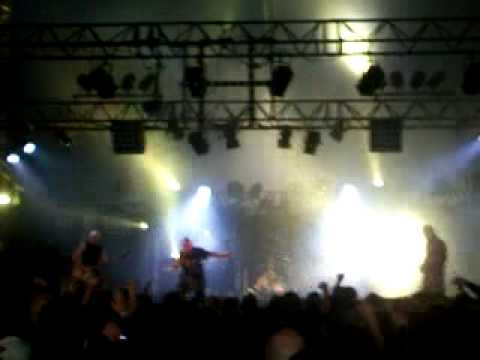 discharge,   protest and survive & hype overload  HELLFEST 2010