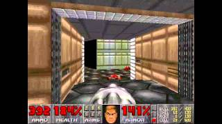 Doom 1 (Doom 3 BFG Edition) PS3 Gameplay