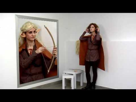 Cómo vestirse de Legolas