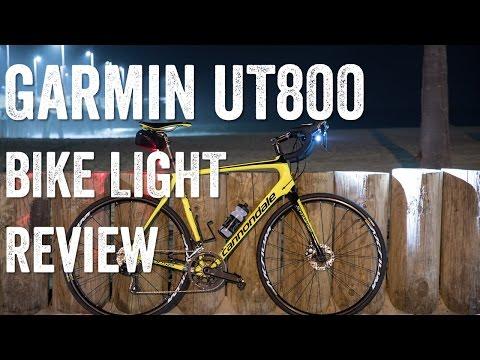 Garmin Varia UT800 Smart Bike Light Review!