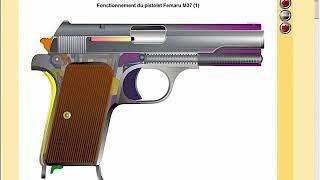 Pistolet Femaru M37 Expliqué (HLebooks.com)