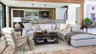 Grey Designs: The Perfect Neutral | Living Spaces