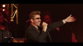 It was like Filming the real George Michael!