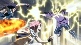 AMV - Laxus Vs Fairy Tail