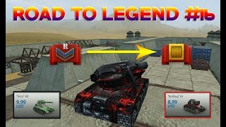 Tanki online -Road To Legend #16|Buying Bulldog/Hero Kit