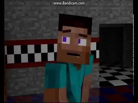 Песня Just gold Minecraft анимация на русском (видео)