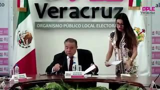 Entrega de Constancia de Mayoría al Gobernador Electo