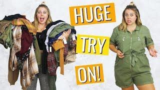 I Spent $1000 Online Shopping (huge try on haul)
