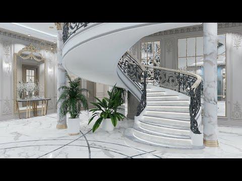 Видео 28 Симбиоз классики и современности  резиденции в Москве