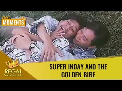 Regal Moments: Super Inday And The Golden Bibe - 'Ang pagiilusyon ni Inday'