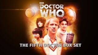 The Fifth Doctor Box Set - 2014