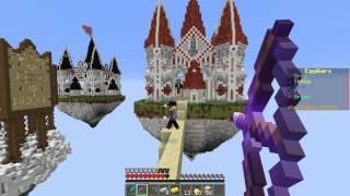 DANIREP Vs CAMPEROS! - PARTE 1 - Egg Wars Minecraft