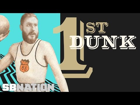 How basketball's first dunker won gold on Hitler's home court
