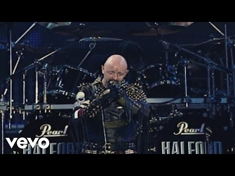 Halford - Silent Screams (Live at Rock In Rio)