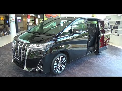 Toyota Alphard 3.5 Executive Lounge 2018