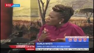 Suala Nyeti: Mgomo wa wauguzi (Sehemu ya Tatu)
