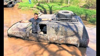 The BLAZER IS COMPLETELY FLOODED... (Snorkel Test DISASTER!)