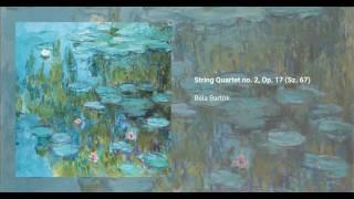 String Quartet no. 2, Op. 17 (Sz. 67)
