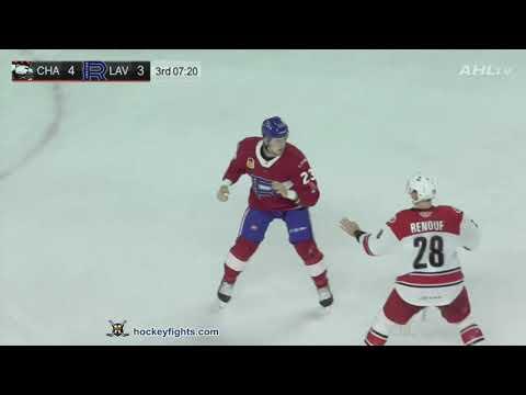Daniel Renouf vs Michael Pezzetta