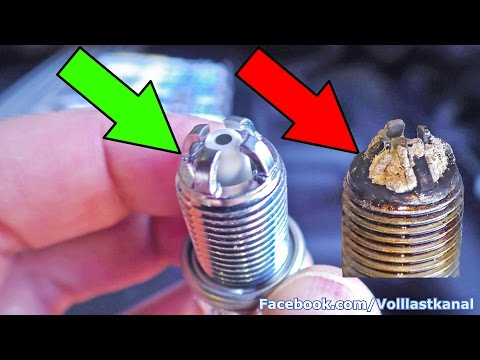 ZÜNDKERZEN WECHSELN - EXTREMFALL BMW E46 / How To Replace Spark Plugs BMW M54