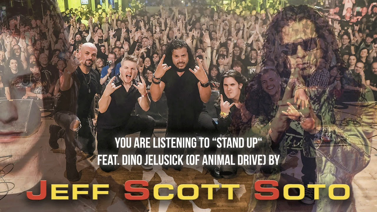JEFF SCOTT SOTO - Stand up (live)