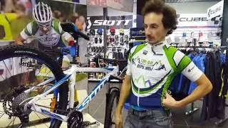 Видео: Настройка переднего переключателя на велосипеде