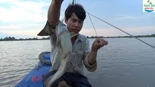 150 | Giăng câu mùa nước nổi | Fishing