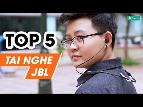 Top 5 Tai Nghe JBL Tốt Nhất, Đáng Mua Nhất 2019