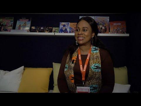 Isabelle Kassi Fofana - Directrice de Frat Mat Edition