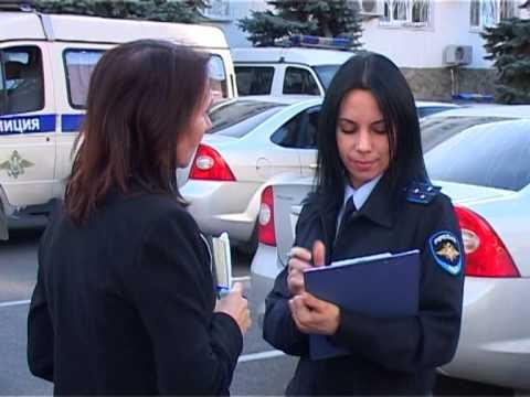 Фильм, посвященный Дню полиции