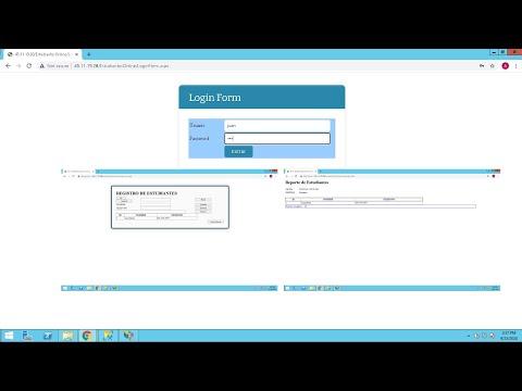Aplicacion web con Visual Basic .NET y ASP.NET