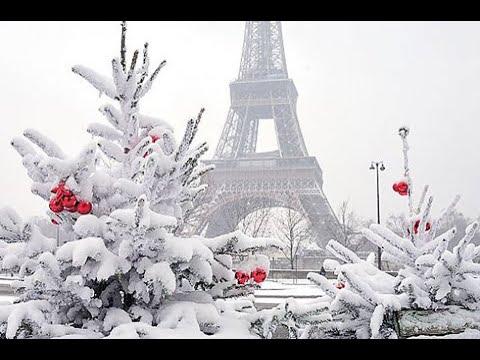 "Шарль Азнавур   "" Падает снег """