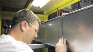Ductmate Industries Inc. Slips and Drives Installation Video