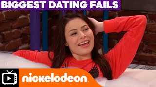 ICarly   Biggest Dating Fails   Nickelodeon UK