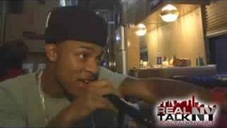 Bow Wow & Soulja Boy Behind The Scenes Of Marco Polo