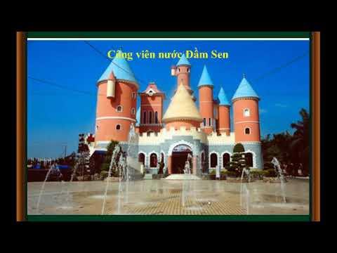 VNEN Tuần 24 Địa lý 4 Bài 10 Thành phố Hồ Chí Minh Và thành phố Cần Thơ