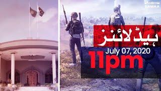 Samaa headlines 11pm | PUBG suicide ka reason kese? Control karne wali company ka sawal |  SAMAA TV